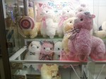 Alpaca crane machine